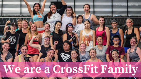We are CrossFit Family