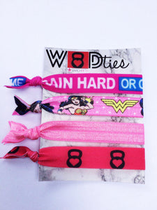Train Hard or Go home WODties/Bracelet