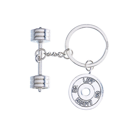 """ LIFT HEAVY ""  KEYCHAIN"