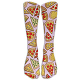 Pizza Long Socks