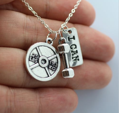 3 Charms Necklace