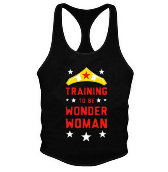 Training to Be Wonder Woman