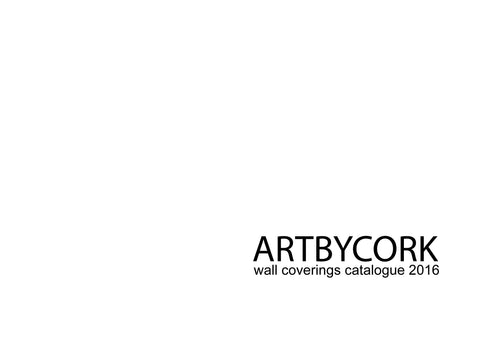 ARTBYCORK Wall Coverings Catalogue