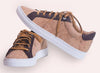 ROOTS cork sneakers natural
