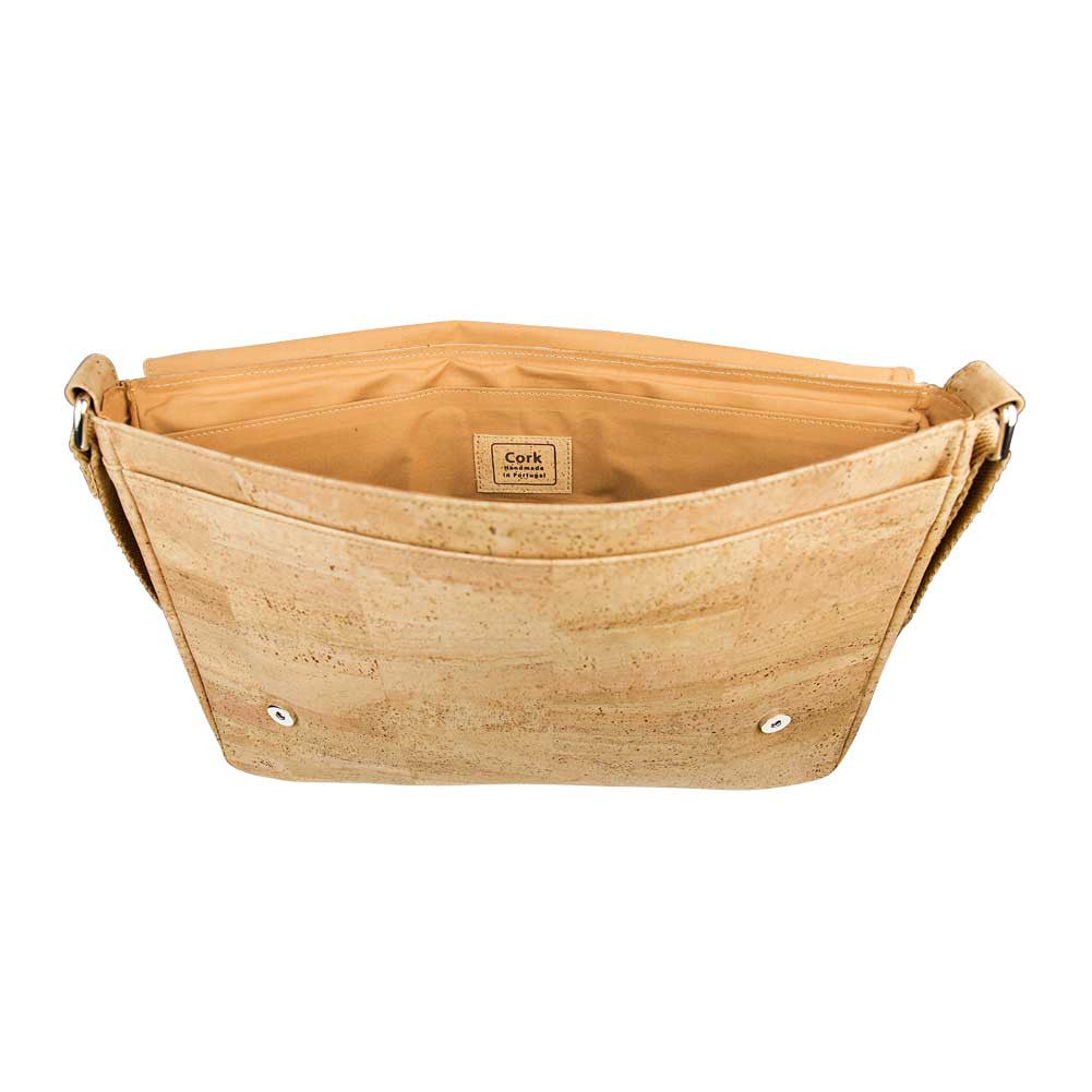 MESSENGER BAG NATURAL