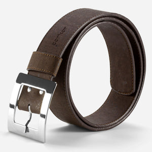 CORK BELT WOMEN 40MM Brown