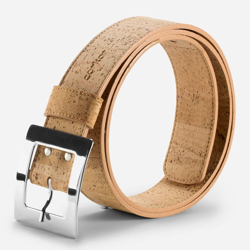 CORK BELT WOMEN 40MM Natural