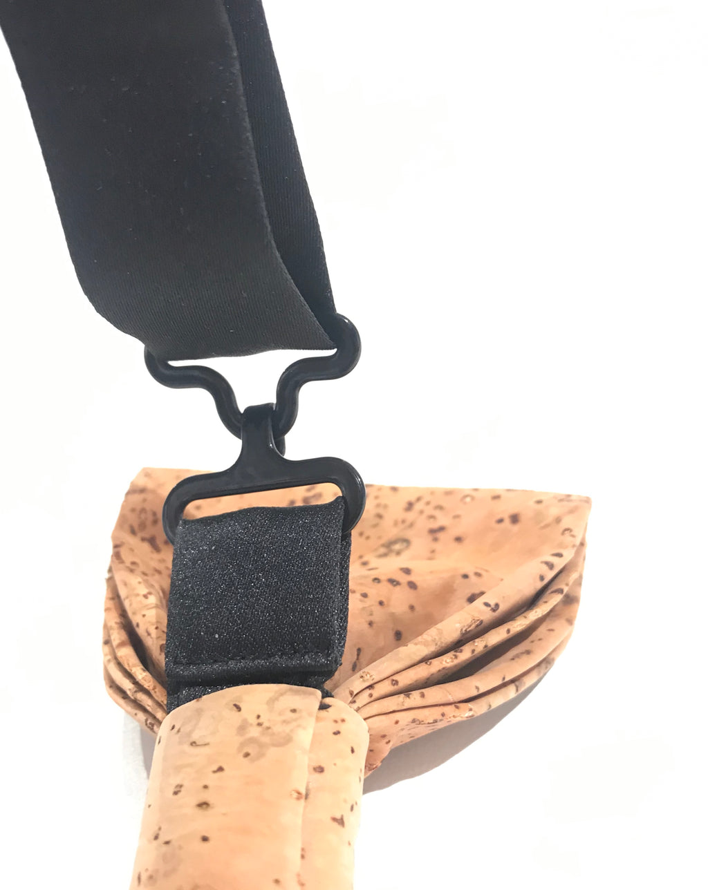 Cork Bow Tie Natural