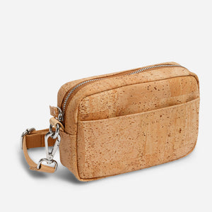 Unisex Crossbody Horizontal Natural