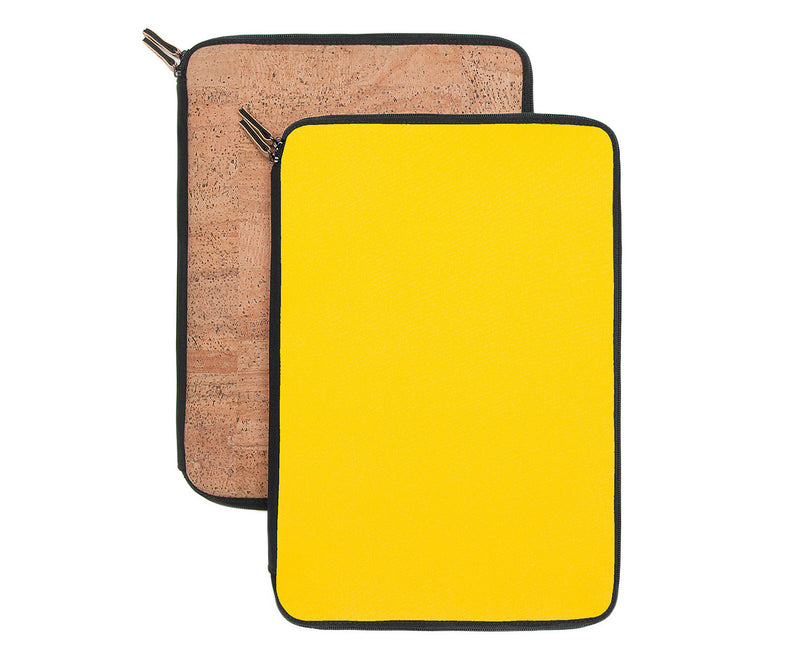 LAPTOP SLEEVE YELLOW 15''