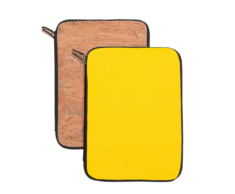 LAPTOP SLEEVE YELLOW 13''