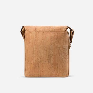 Messenger Bag Medium Natural