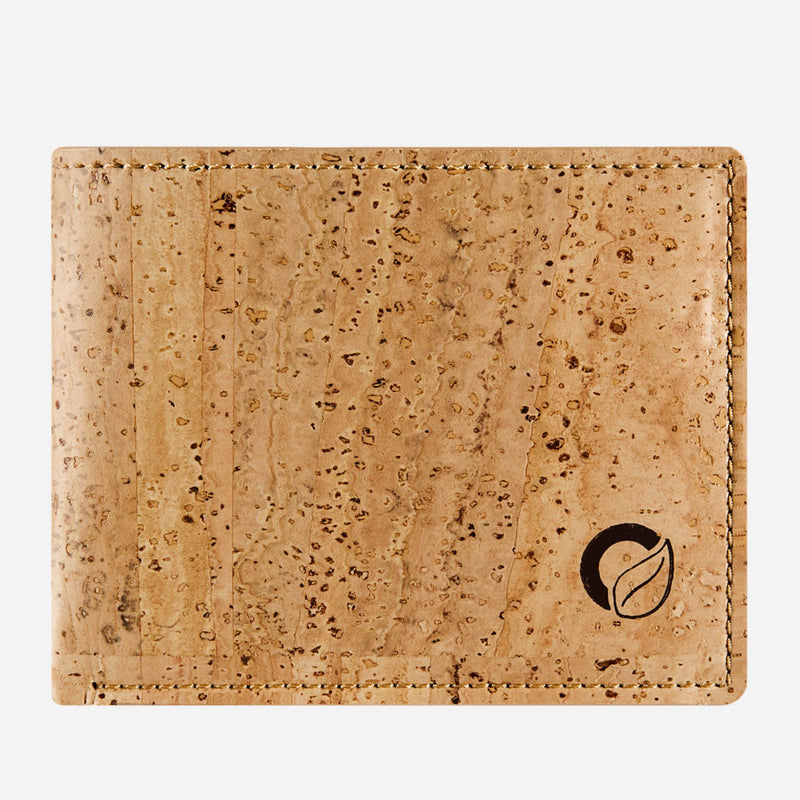 SLIM BIFOLD WALLET natural