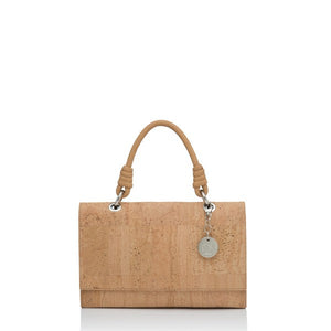 VENUS HANDBAG NATURAL