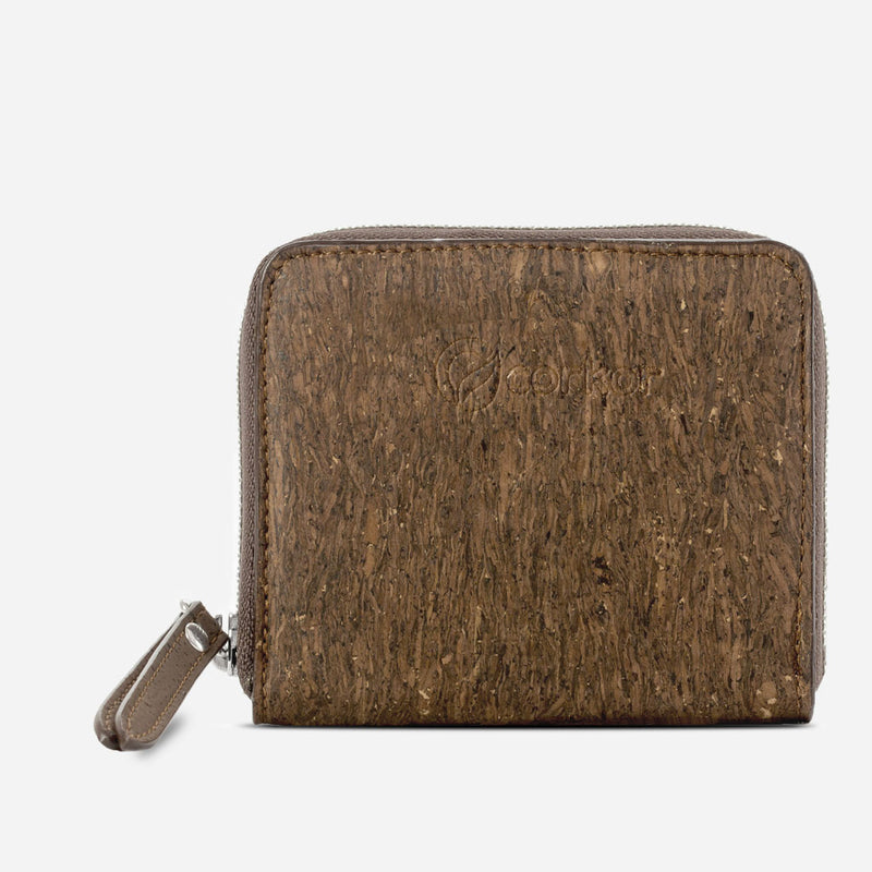 Women Cork Wallet Small Trunk
