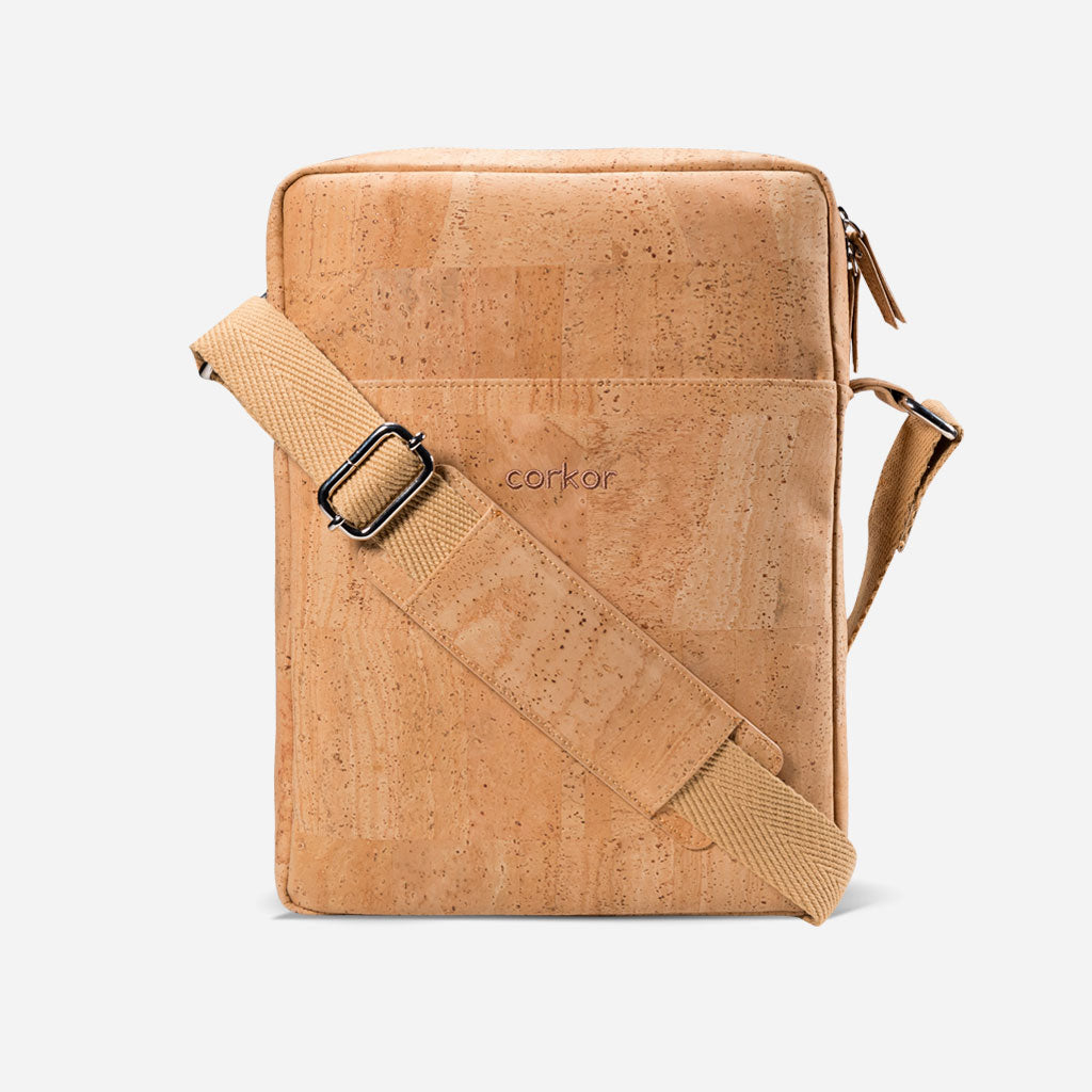 Briefcase Medium Natural