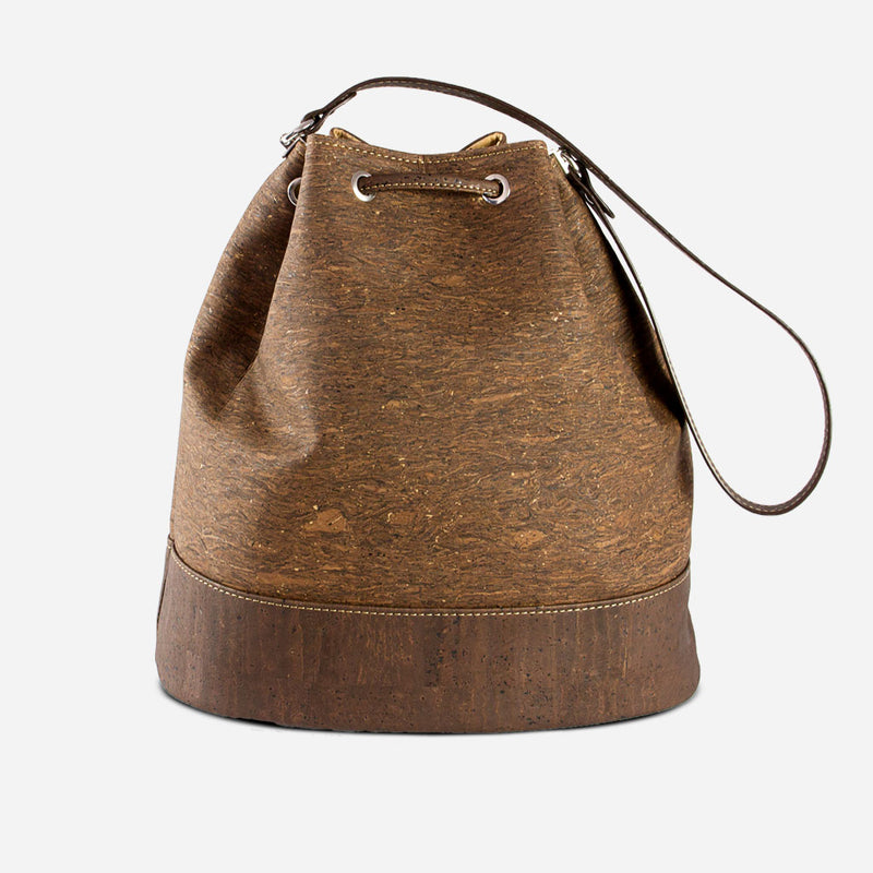 Cork Bucket Bag Trunk