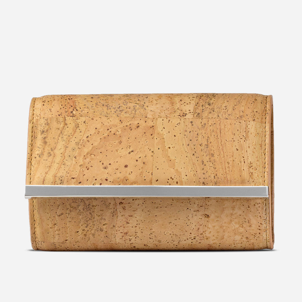 Cork Clutch Natural