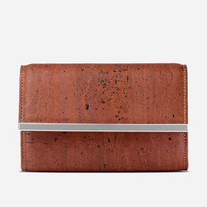 Cork Clutch Red