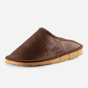 Slippers Men Brown