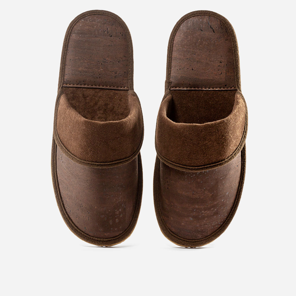 Slippers Women Brown