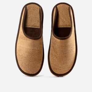 Slippers Men Natural