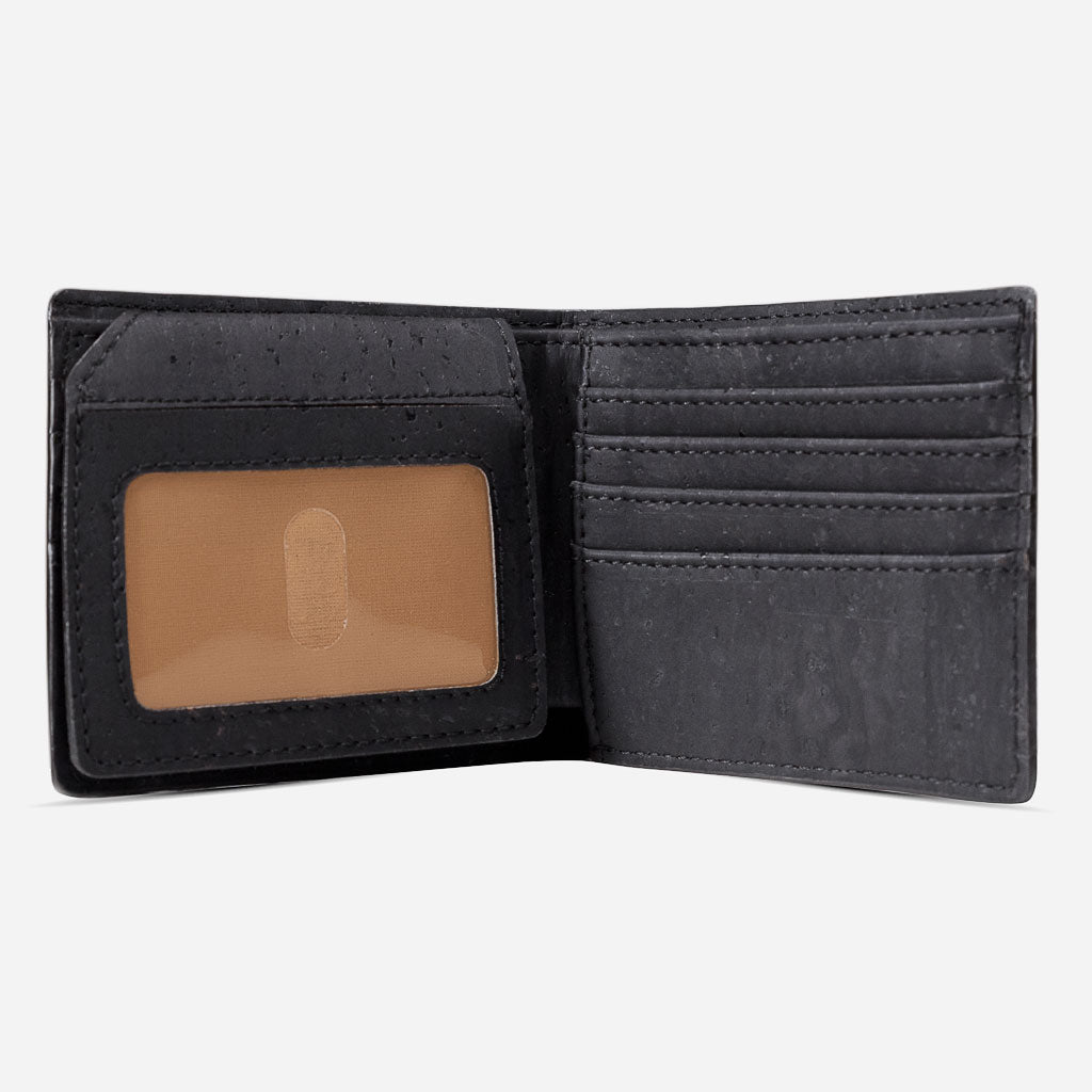 Passcase Wallet black