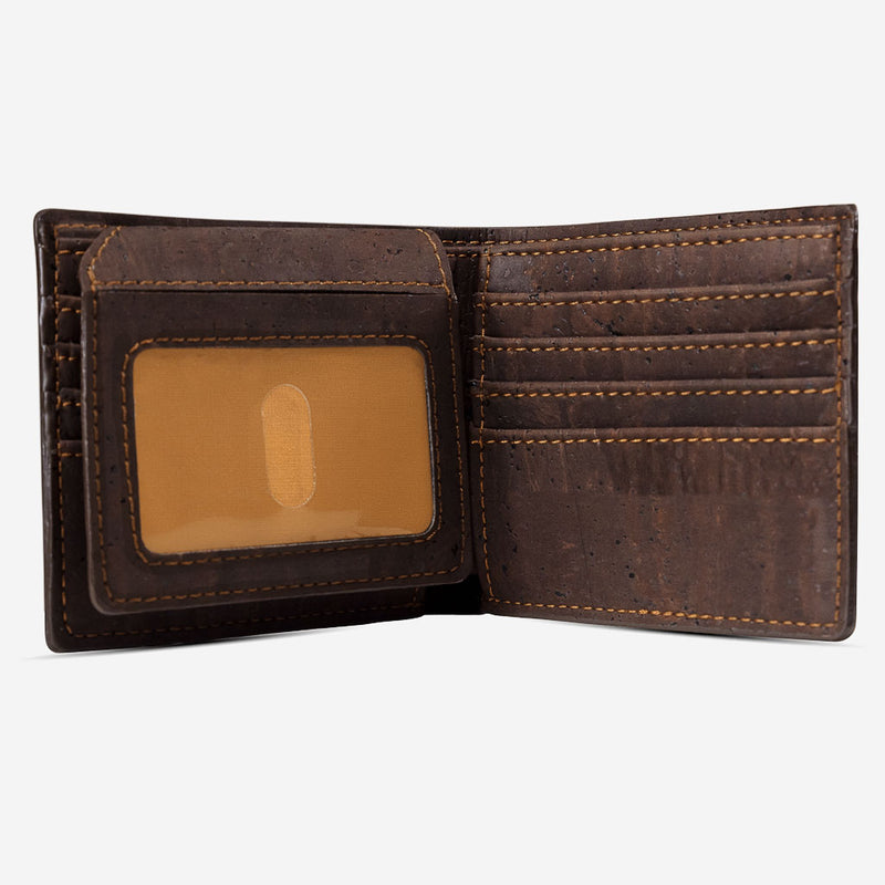 Passcase Wallet brown