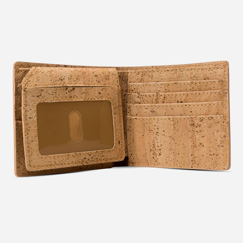 Passcase Wallet natural
