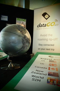 dataGO.co at the Holiday and Travel Show!