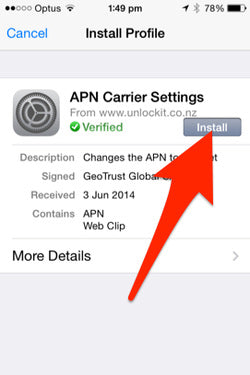 Tech tips for travel #17 - How to set the APN on your iPhone/Android