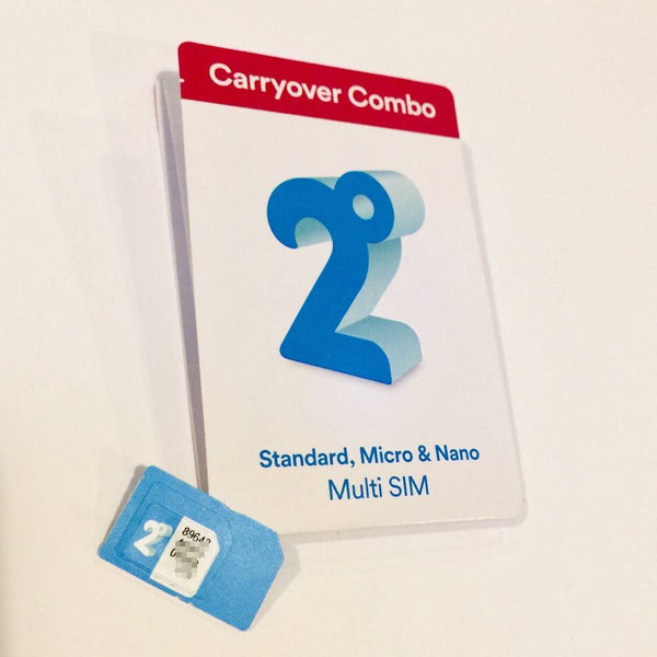 New Zealand 10GB 2degrees Prepaid SIM