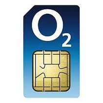 UK O2 SIM Credit