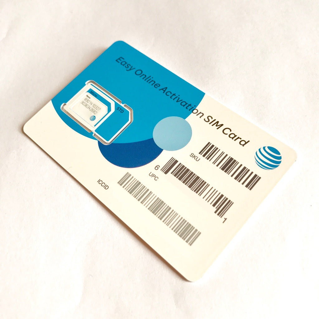 Us At T Prepaid Sim Is The Best Sim Card For Travel To The Usa Datago