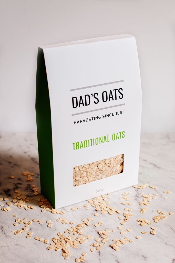Traditional Rolled & Quick Oats