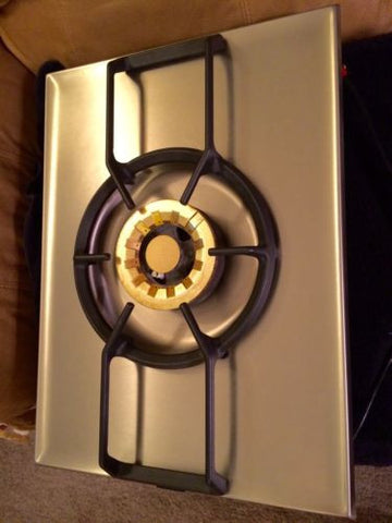 emilia 70cm gas cooktop with wok burner model sec75gwi