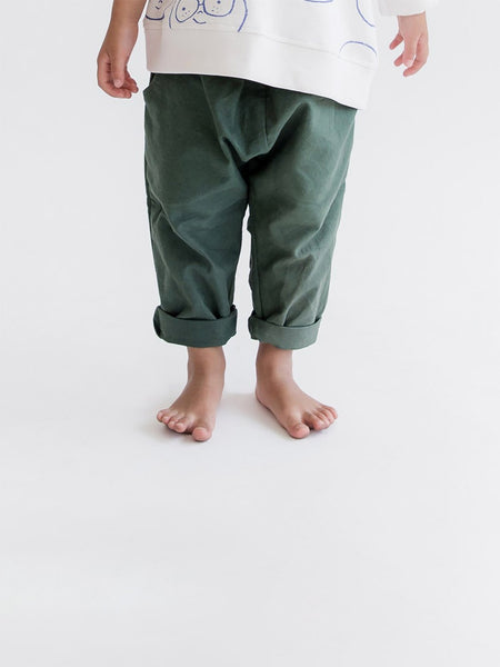 Oversized Woven Pant