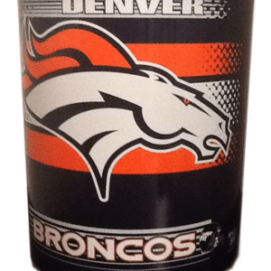 1 Gallon *Denver Bronco's Tin* 1 Flavor