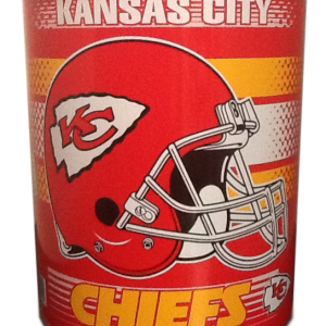 1 Gallon *Kansas City Chiefs Tin* 2 Flavor