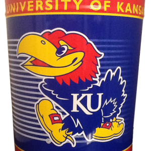 1 Gallon *KU Jayhawks Tin* 1 Flavor