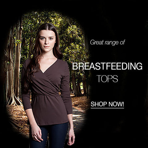 Breastfeeding Tops