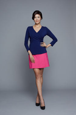 dote-crossover-wrap-nursing-top-navy
