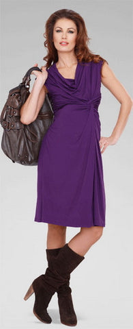 Happy Mum Viera Maternity Dress
