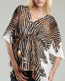Maternal America - Kaftan with Cami Maternity top