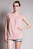 DOTE Lindsay Pocket Top Blush