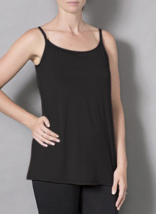 Laila & Spot breastfeeding singlet black
