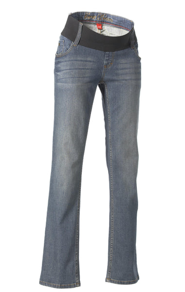 Esprit Maternity under the belly jeans regular cut stonewash