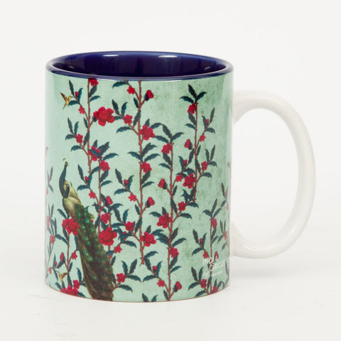 Elan of the Peacock Mug