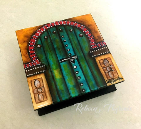 Arabian Door Tea Box