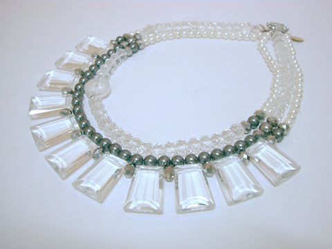 Pure Glass Necklace